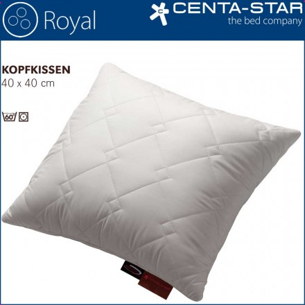 Centa-Star Royal Kissen 40x40cm 1B-Ware