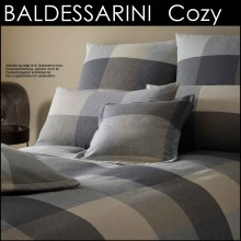 Baldessarini Fein-Flanell Bettwäsche Cozy Natural 135x200cm