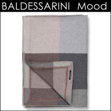 Baldessarini Fein-Flanell Plaid Mood Brick 160x210cm