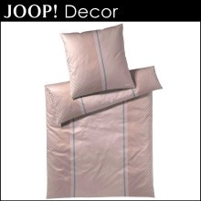JOOP! Mako-Satin Bettwäsche Decor Powder 135x200cm