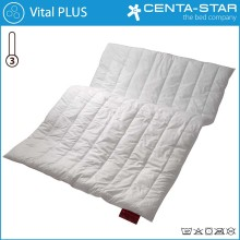 Centa-Star Vital Plus Winterbett Duo 200x200cm 2.-Wahl